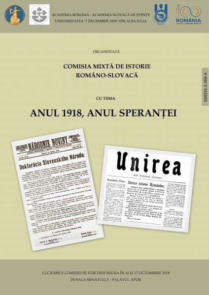 Simpozion internațional de istorie la Alba Iulia