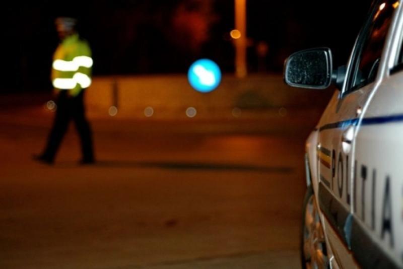 Un șofer fără permis de conducere din Zlatna a încercat să fugă de polițiști. A fost prins și s-a ales cu un dosar penal