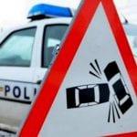 Accident cu un rănit în apropierea restaurantului Lutsch 2000