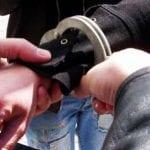 Suspect de furt, prins de poliția Abrud