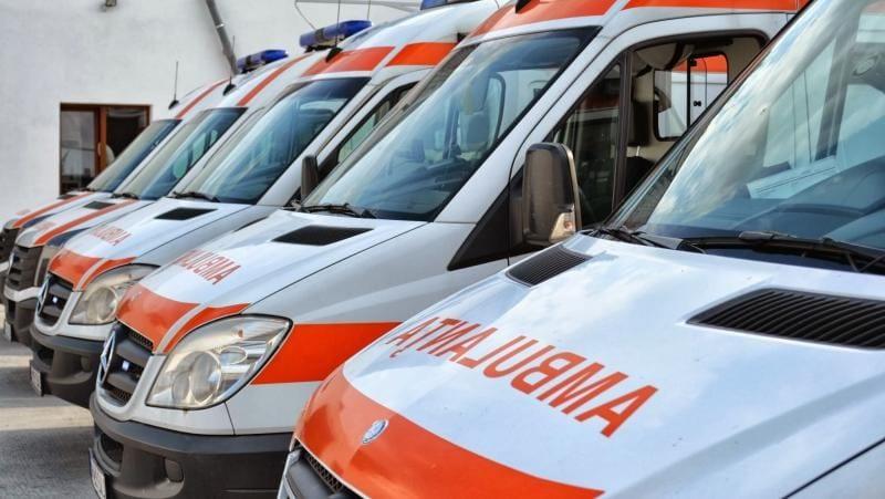 Contract de achiziție a 211 ambulanțe în valoare de 87.229.964 de lei pentru județele din zona Centru