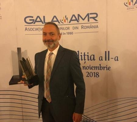 Municipiul Alba Iulia, premiat din nou la Gala Asociației Municipiilor din România