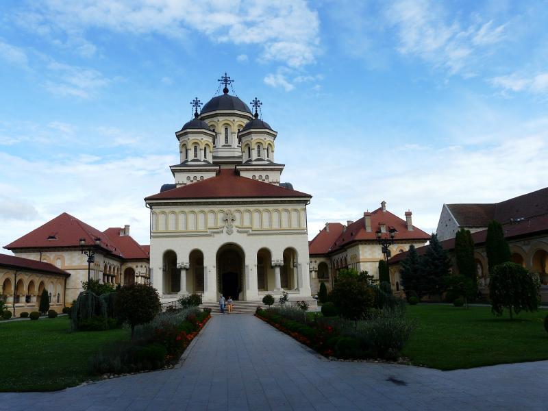 Alba Iulia – Ceremonie religioasă și militară în memoria eroilor neamului