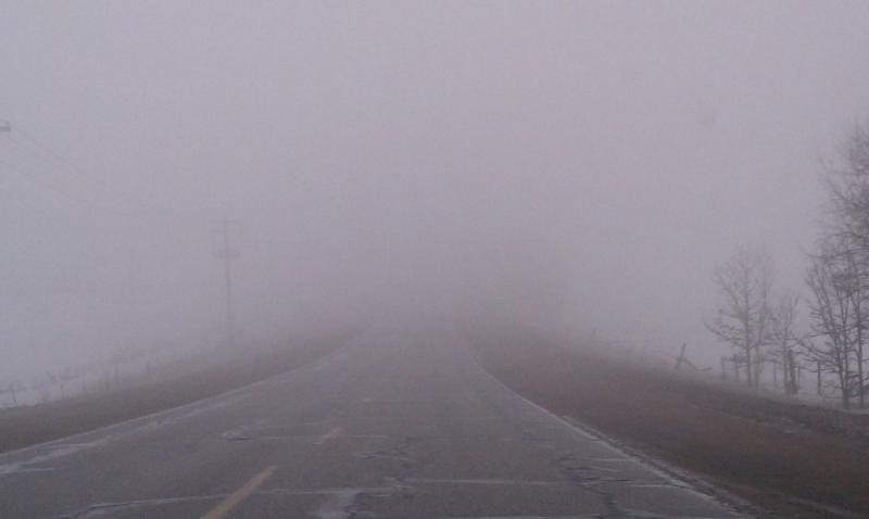 Alba – COD GALBEN de ceață în tot județul
