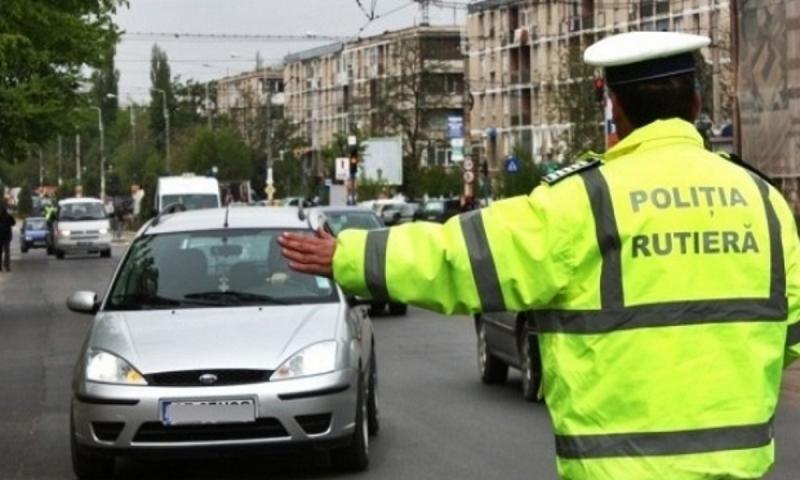 Acțiune de amploare a Poliției Rutiere Alba. Amenzi de aproape 30.000 de lei