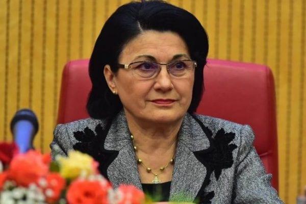 Ecaterina Andronescu este din nou ministrul Educației Naționale