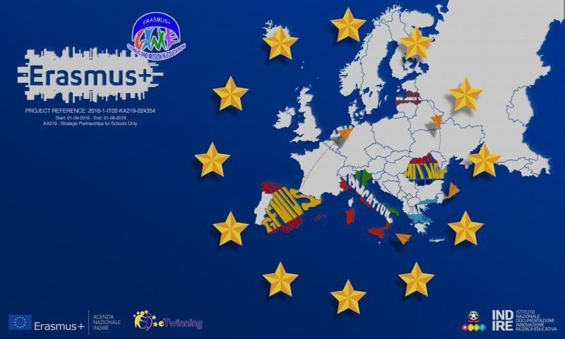 Peste 200000 de români au participat în patru ani la programul Erasmus+