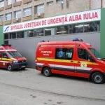 Spitalul Județean de Urgență Alba, pregătit în cazul unui aflux de pacienți în acest weekend