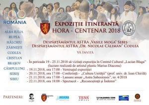Sebeș – Expoziție itinerantă dedicată Centenarului Marii Uniri