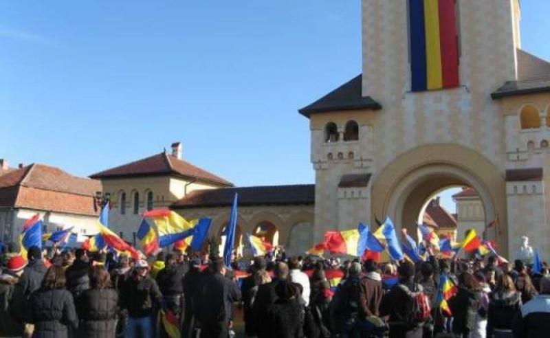 Programul oficial al manifestărilor de la Alba Iulia dedicate împlinirii a 100 de ani de la Marea Unire