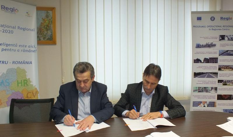 Alba- Proiect de peste 3 milioane de euro pentru 13 km de drumuri județene
