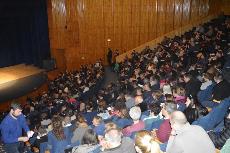 Concert dedicat Centenarului la Casa de Cultură a Sindicatelor din Alba Iulia