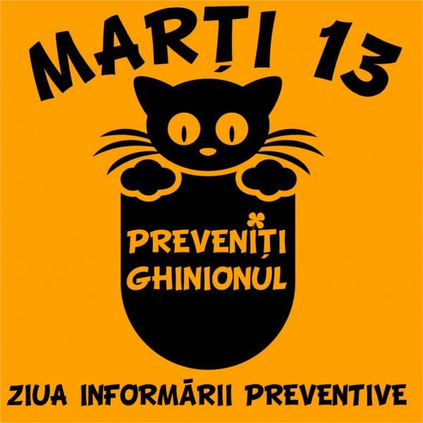 """13 noiembrie – """"Ziua Informării Preventive"""""""