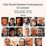 Alba Iulia - ''Gala poeziei române contemporane la Centenar''