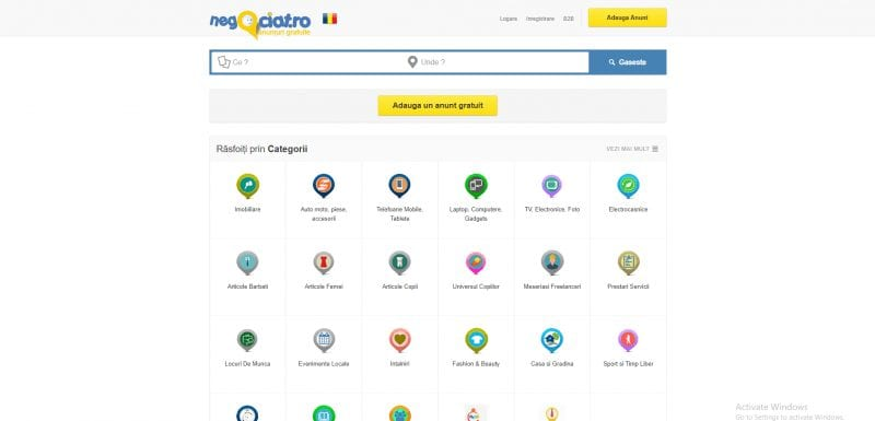Un site de anunțuri din Alba Iulia face concurență marilor corporații din domeniu