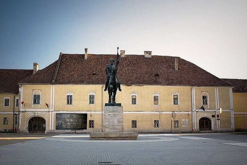 Palatul Principilor din Alba Iulia va fi reabilitat în următorii doi ani. Valoarea proiectului, peste 3,5 milioane de euro