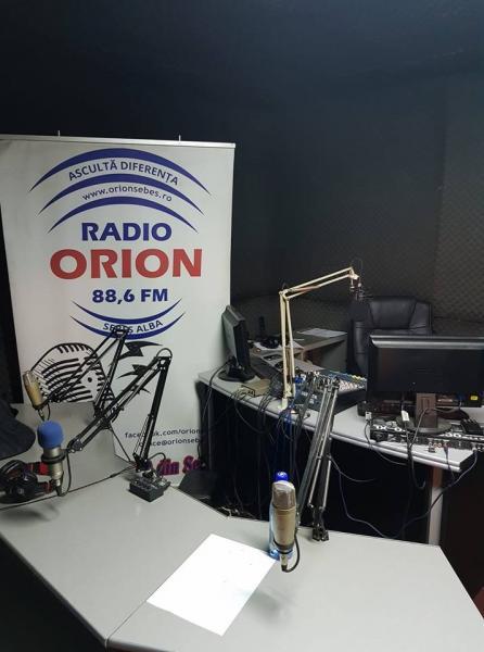 Radio Orion, la un singur click distanță