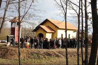 Marea Unire de la 1918, sărbătorită de românii/vlahii din Timoc, la Bor