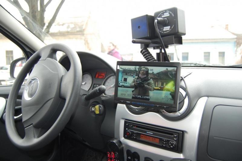 Amplasarea radarelor pe drumurile județului în perioada 17-19 noiembrie