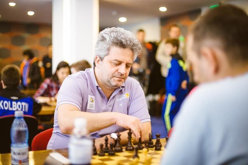 """Marele maestru român de șah, Andrei Istrățescu a câștigat trofeul """"Vladimir Ilici Lenin"""""""