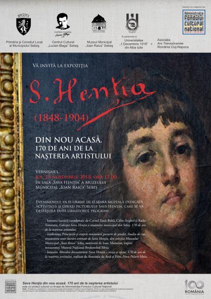 Sebeș – expoziție în memoria pictorului Sava Henția