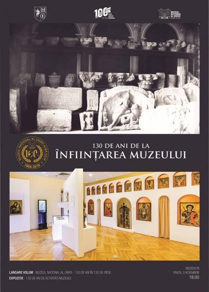 Alba Iulia – Muzeului Național al Unirii împlinește 130 de ani de activitate