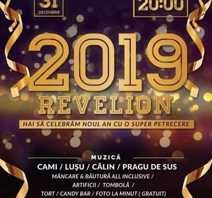 Revelion 2018-2019 la noua sală de evenimente ''Rose Events'' Vințișoara