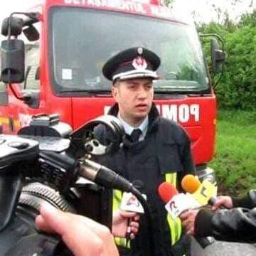 Maiorul Ovidiu Costea este noul prim-adjunct al inspectorului șef al ISU Alba.