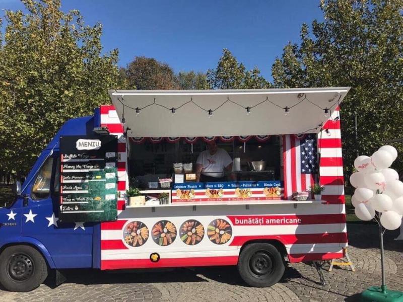 Primul food truck din județulAlba se va lansa oficial în Municipiul Sebeș