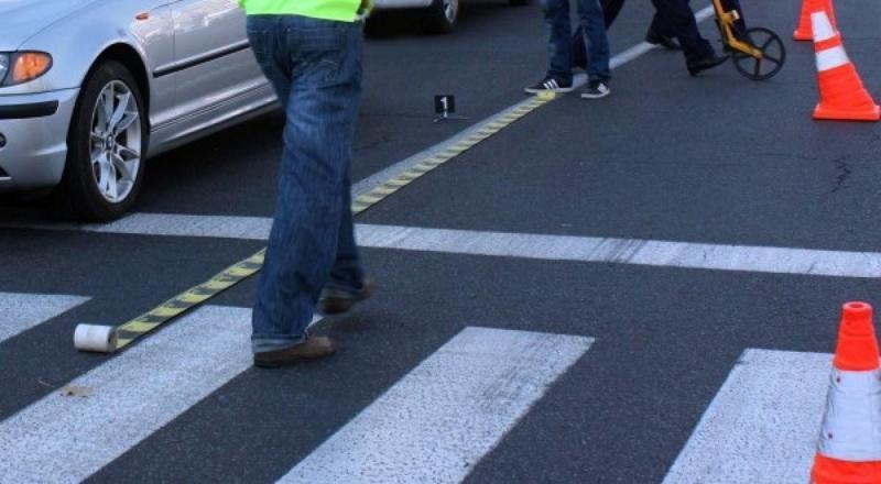 Alba Iulia – Dosar penal pentru un șofer care a lovit cu mașina un bărbat pe trecerea de pietoni