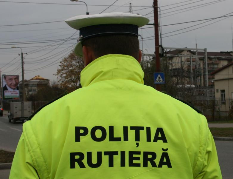 Amenzi de peste 92000 de lei după o acțiune a Poliției Rutiere Alba