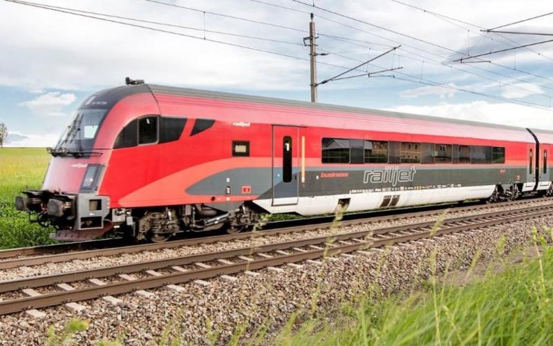 Duminică, 9 decembrie, este inaugurată ruta feroviară Cluj Napoca-Viena