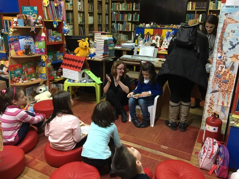 """Alba Iulia – Program special de Crăciun la Grădinița nr. 12 și la Centru de zi pentru copii cu dizabilități ,,Arnsberg"""""""
