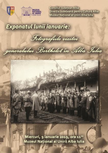 Alba Iulia – Expoziție de fotografie la Muzeul Național al Unirii
