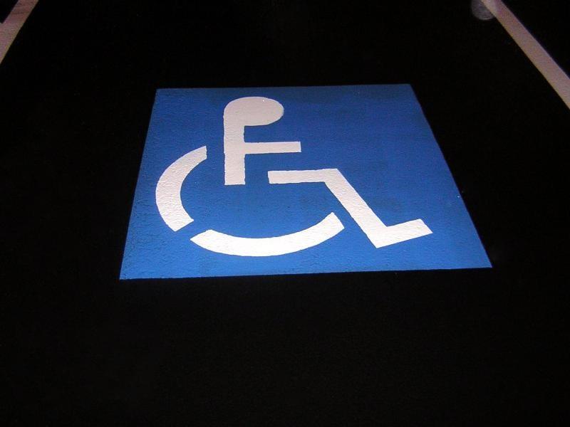 Model unic de bilet gratuit interurban pentru persoanele cu handicap