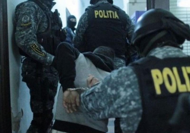 Operațiuni de destructurare a grupărilor de criminalitate organizată