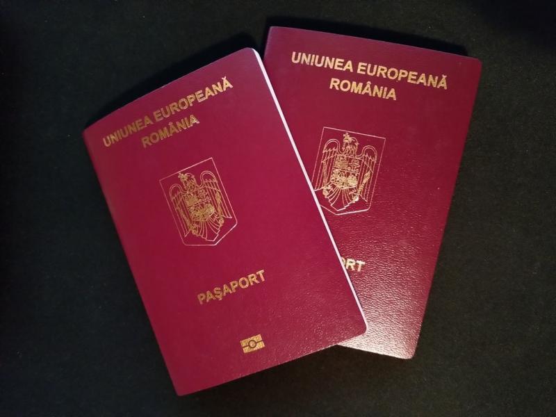 Proiect MAI pentru o nouă modificare a pașapoartelor