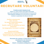 Asociaţia SM SPEROMAX ALBA recrutează voluntari