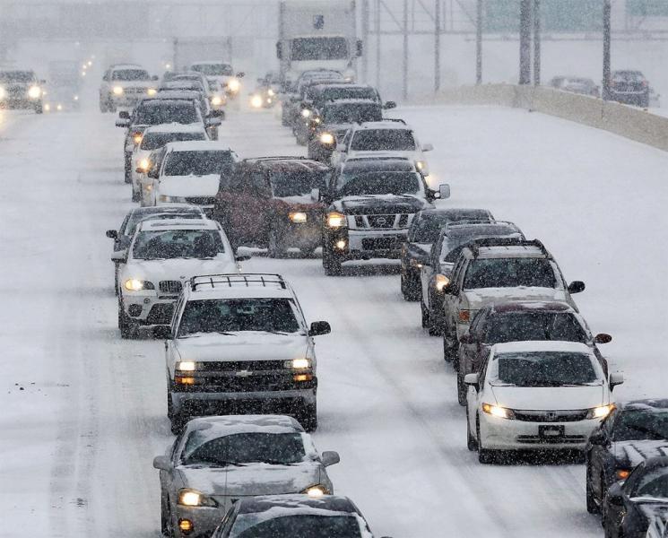 Recomandările IPJ Alba pentru șofatul în condiții de iarnă