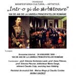 Ciumbrud - Manifestare cultural-artistică dedicată împlinirii de 160 de ani la Unirea Principatelor Române
