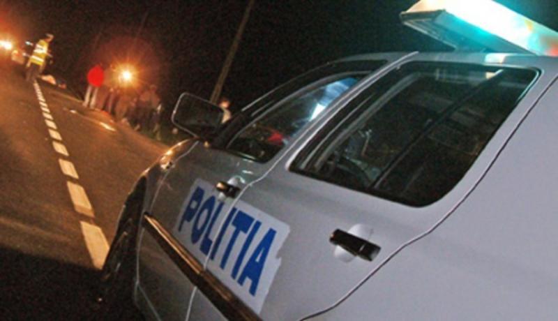 Ciugud – Un șofer drogat a lovit un copil cu mașina și a fugit de la locul accidentului