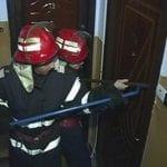 Aiud - Bărbat găsit decedat în apartament de pompieri