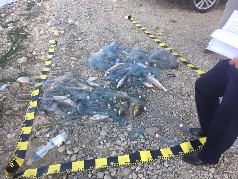 Crăciunelu de Jos – Poliția Rurală Blaj a prins un braconier piscicol în flagrant