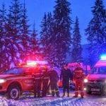 Șureanu - Doi turiști răniți pe pârtiile Domeniului Schiabil