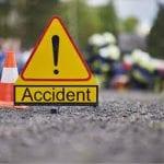 Berghin - Accident cu 5 răniți pe DJ 107