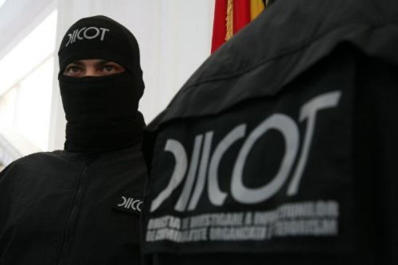 Acțiune de amploare a DIICOT pentru destructurarea grupurilor infracționale