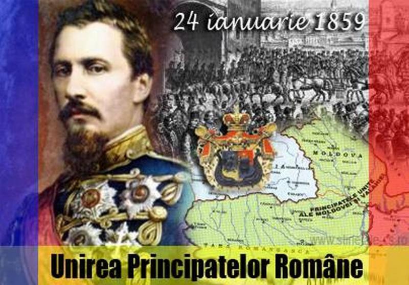 Unirea Principatelor Române, sărbătorită și în județul Alba