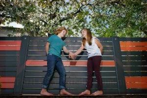 Gardul din aluminiu – rezistenta,  siguranta si intimitate pe viata