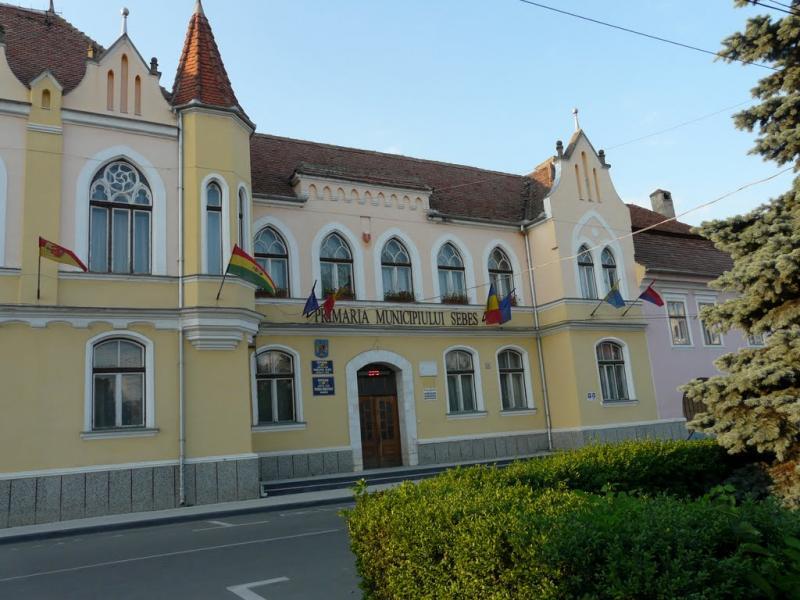 Sebeș – Proiect de modernizare a șapte străzi din municipiu