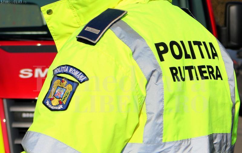 Alba – Amenzi de aproape 45000 de lei pentru șoferii de transport marfă și transport în comun verificați de Poliția Rutieră